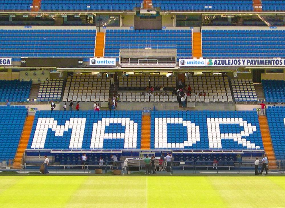 Actuaciones en el estadio santiago bernab u estudio alemany for Estadio bernabeu puerta 0