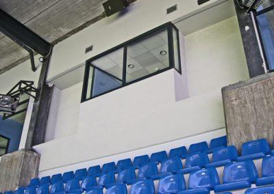 Actuaciones en el Estadio 4