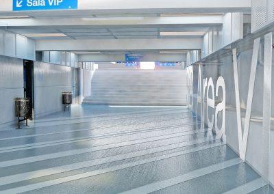 Ampliación Zona VIP Boxes Azul 2011