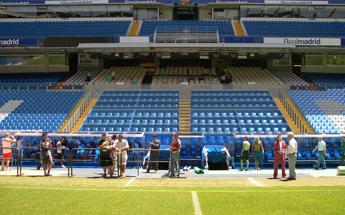 Boxes Santiago Bernabéu