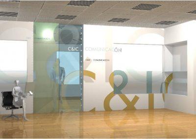 Oficinas de C&iC Comunicaciones