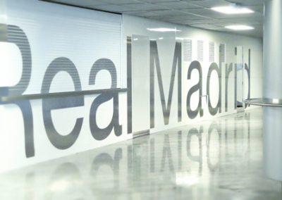 Galería de tribuna Santiago Bernabéu 1