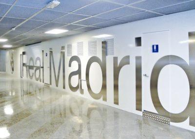 Galería de tribuna Santiago Bernabéu 9