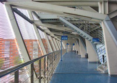 Galerías del Estadio Santiago Bernabéu