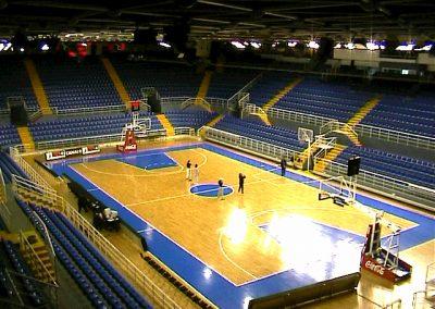 Pabellón de baloncesto Raimundo Saporta