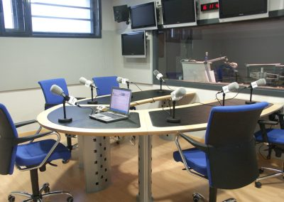 Realmadrid Radio en la Ciudad del Real Madrid