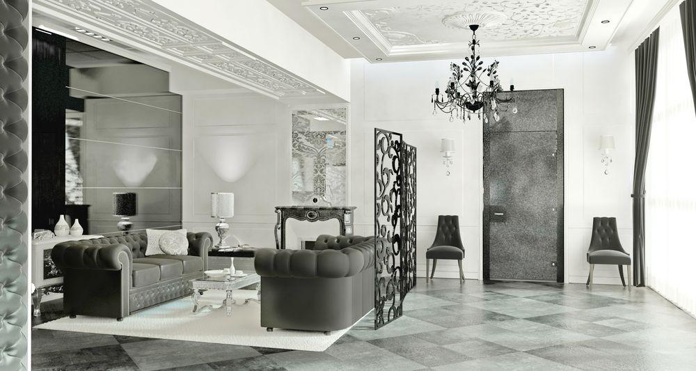Proyecto de interiorismo en Madrid