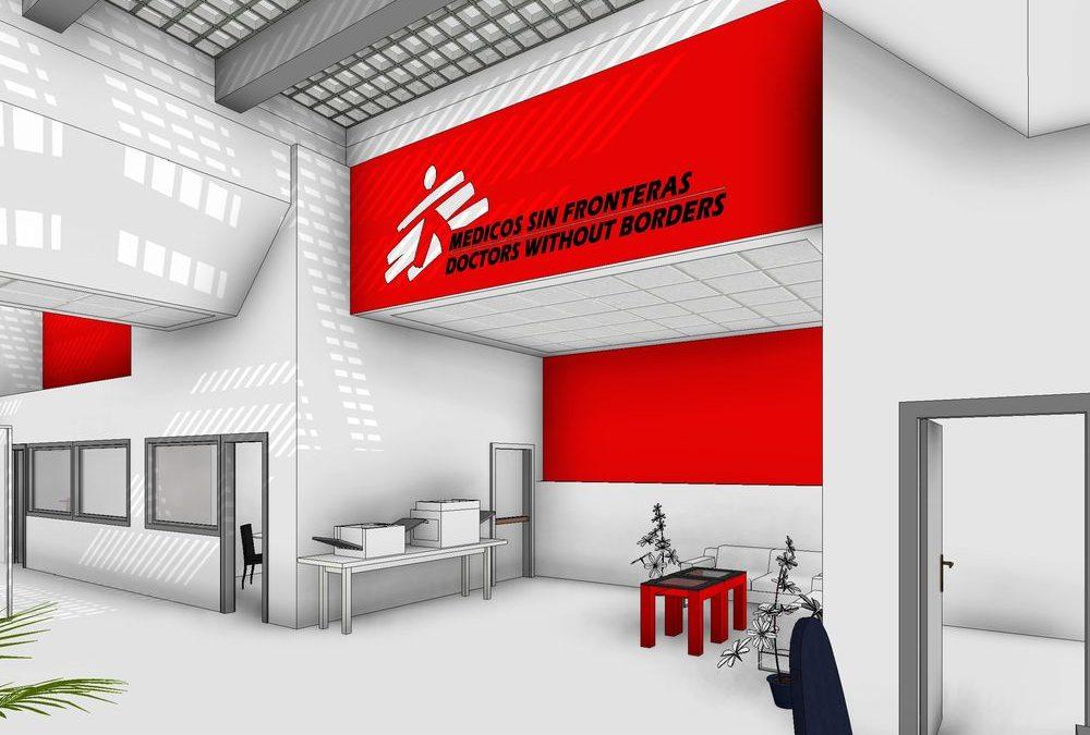 Sede Médicos Sin Fronteras España