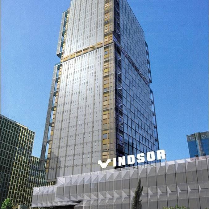 Concurso para la remodelación del Edificio Windsor