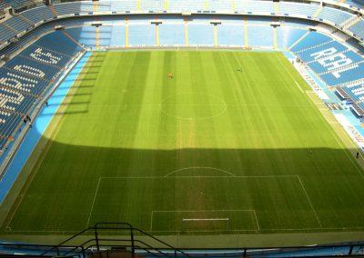 Estudio de soleamiento Santiago Bernabéu